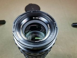 Rollei Hft 150mm F/4 Pqs Lens For Rolleiflex 6003 And 6008 Rare 0916755