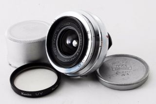 【exc,  】carl Zeiss Biogon 21mm F4.  5 Lens From Japan 237793 Very Rare