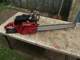 Jonsered 70 E Vintage Chainsaw