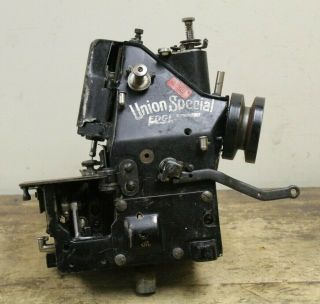 Vintage Union Special 43200 Dz Industrial Denim Sewing Machine