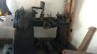 Vintage South Bend Lathe Lathe - From 1930