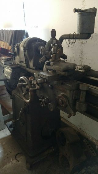 Vintage South Bend Lathe Lathe - From 1930 ' s 2