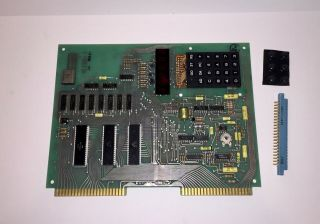 Rev G - Rare Mos Commodore Kim - 1 Computer Board
