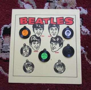 Beatles Ultra Rare Vintage 1964