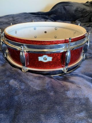 Camco Oaklawn 1960,  S Vintage Rare Find Snare Drum