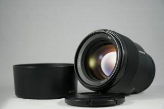 Sony Fe Sel85f18 85mm F/1.  8 Lens - - Rarely - Very Sharp
