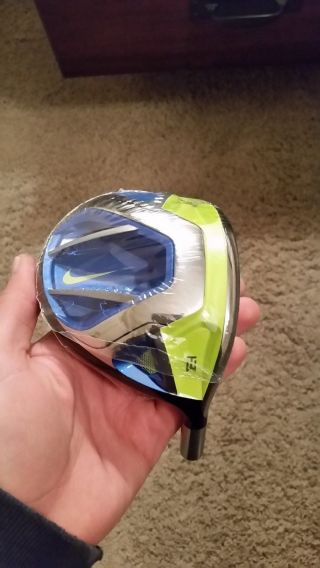 Rare Nike Vapor Fly Driver Tiger Woods Tw Edition Head Only Tour