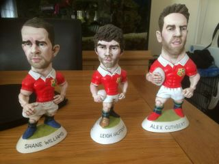 Leigh Halfpenny The Brithish Lions2013 Golden Boot Rare