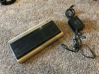 Vintage Commodore 64 Personal Computer With Power Cord Read