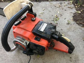 Vintage Echo 750 Evl 2 Cylinder Chainsaw Parts?