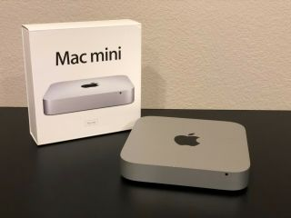 Rare - Mac Mini Server Custom Maxed Out Server Perfect For Media,  256 Ssd,  16gb
