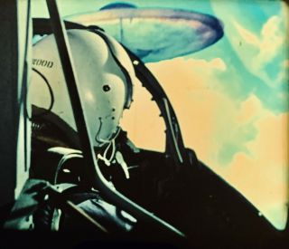 16mm Orig - RARE 1968 UFO - SCI - FI FEATURE - STUNNING COLOR 3
