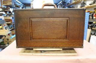 Vintage Very Early Gerstner Tool Chest