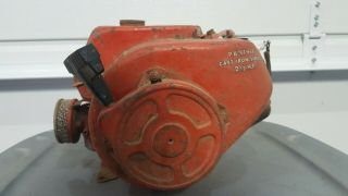 Vintage Clinton 2 Cycle Panther Engine / Model A490 / Go Kart / Mini Bike