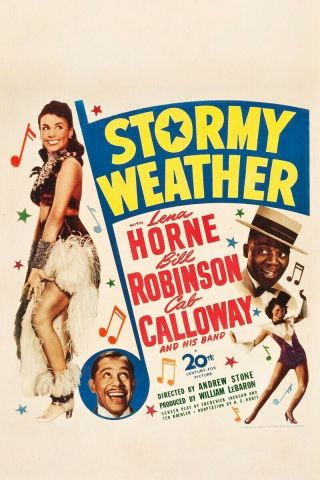 16mm Stormy Weather Feature Movie Vintage 1943 Drama Film Comedy