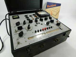 Hickok Western Electric Ks - 5727 - L1 Vintage Tube Tester Or Restoration