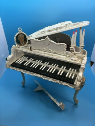 Vintage Susy Goose Piano Music Box For Barbie Doll 1960