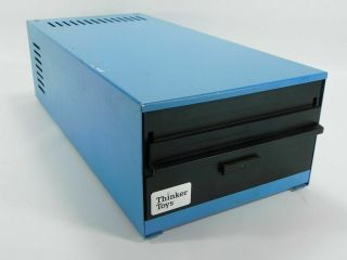 "Thinker Toys 8 "" Floppy Drive For Vintage Imsai 8080 Computer Sn C88159"