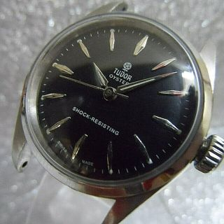 Vintage Rolex Tudor Oyster Automatic Mens Watch