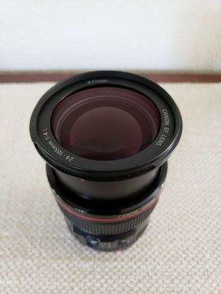 Canon Ef 24 - 105mm Is Zoom Lens / One Owner / Rarely