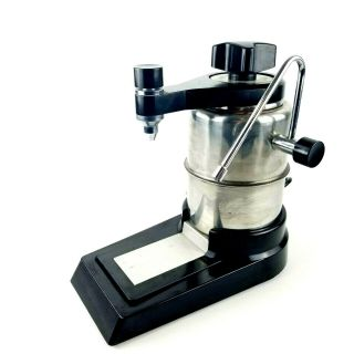 Vesubio Cxe 25 Series A Vintage Electric Espresso Maker Machine Made In Italy