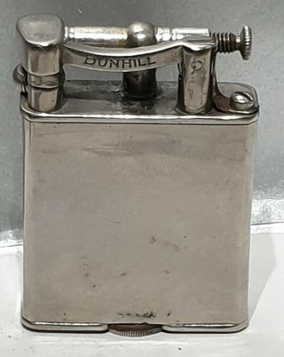 """Vintage 1920s Dunhill """" The """" Petrol Lighter"""