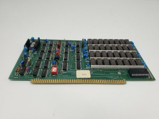 Mits Altair 8800 Computer Memory Board Bus 16k 16 Mcd 1970s Vtg 1978 Pc