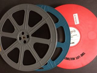 16mm The WIZARD of OZ Feature Movie Vintage 1939 Film Judy Garland 2