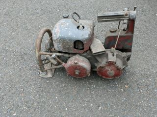 Vintage Pm Woodboss Chainsaw Power Head Vancouver Bc