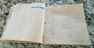 WOW MITS Altair 8800 Computer Systems Brochure 1974 - S100 vintage 5