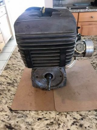 3 Fresh Rebuilt Yamaha Kt100 Go Kart Racing Engine 52.  20 Bore Vintage Karting