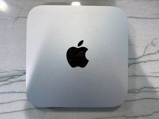 Apple Mac Mini Desktop 2014 Rare 2.  8ghz I5 Boost 3.  3ghz Fusion Drive Cofig