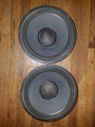 "Vintage Electro Voice 12 "" Speakers"