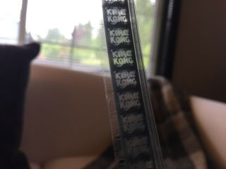 "Very Rare Uncut "" King Kong "" (1933) 16mm Horror Film Print Uncensored"