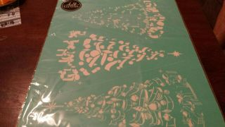 Chalk Couture Rare - Retired Chalk Couture Vintage Christmas Tree Transfer