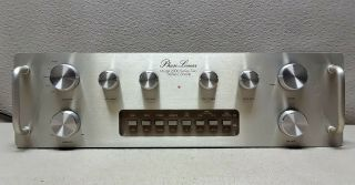 Vintage Phase Linear Model 2000 Series Two (pre - Amplifier) Stereo Console 3619