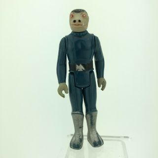Vintage Star Wars Action Figure Blue Snaggletooth 1978 Kenner Rare