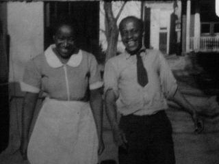 RARE 16mm FILM 1940s HOME MOVIE Orleans & Mississippi w/ AFRICAN AMERICAN 12