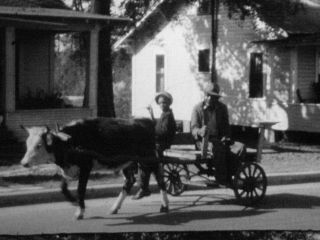 RARE 16mm FILM 1940s HOME MOVIE Orleans & Mississippi w/ AFRICAN AMERICAN 3