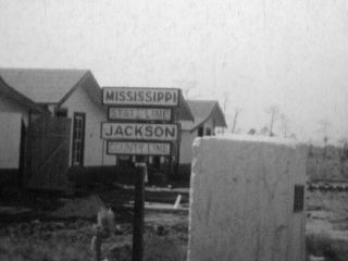 RARE 16mm FILM 1940s HOME MOVIE Orleans & Mississippi w/ AFRICAN AMERICAN 6