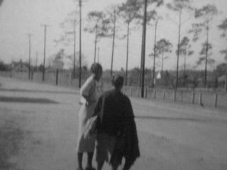RARE 16mm FILM 1940s HOME MOVIE Orleans & Mississippi w/ AFRICAN AMERICAN 7