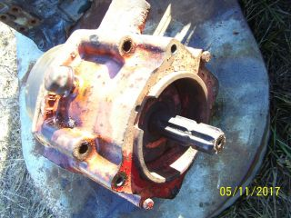 Vintage Farmall 460 Row Crop Tractor - Live Pto Assy