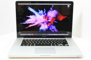 "Rare Apple Macbook Pro A1286 2011 15 "" Core I7 