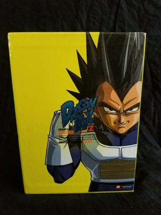 Dragonball Z: Dragon Box,  Vol.  2 (dvd,  2010,  6 - Disc Set) Rare Hard To Find