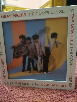 THE MONKEES COMPLETE TV SERIES BLU - RAY,  NO LONGER AVAILABLE,  RARE,  OOP 2