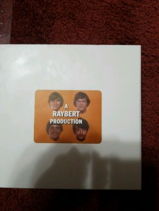 THE MONKEES COMPLETE TV SERIES BLU - RAY,  NO LONGER AVAILABLE,  RARE,  OOP 3