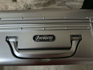 Marvel Cinematic Universe Phase 1 Set - Avengers - Blu - Ray Suitcase - RARE & OOP 11