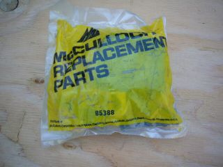 Mcculloch 125 Sp125 Vintage Chainsaw Muffler Kit Nos