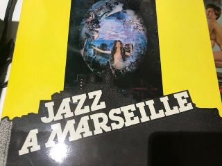 Ultra Rare French Private Press Bossa Jazz Nm Lp : Jazz A Marseille