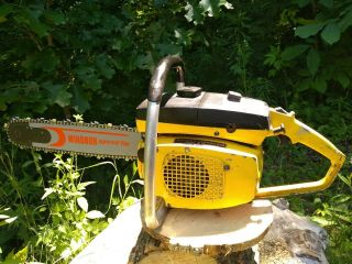 Mcculloch Cp 55 Chainsaw Very Rare